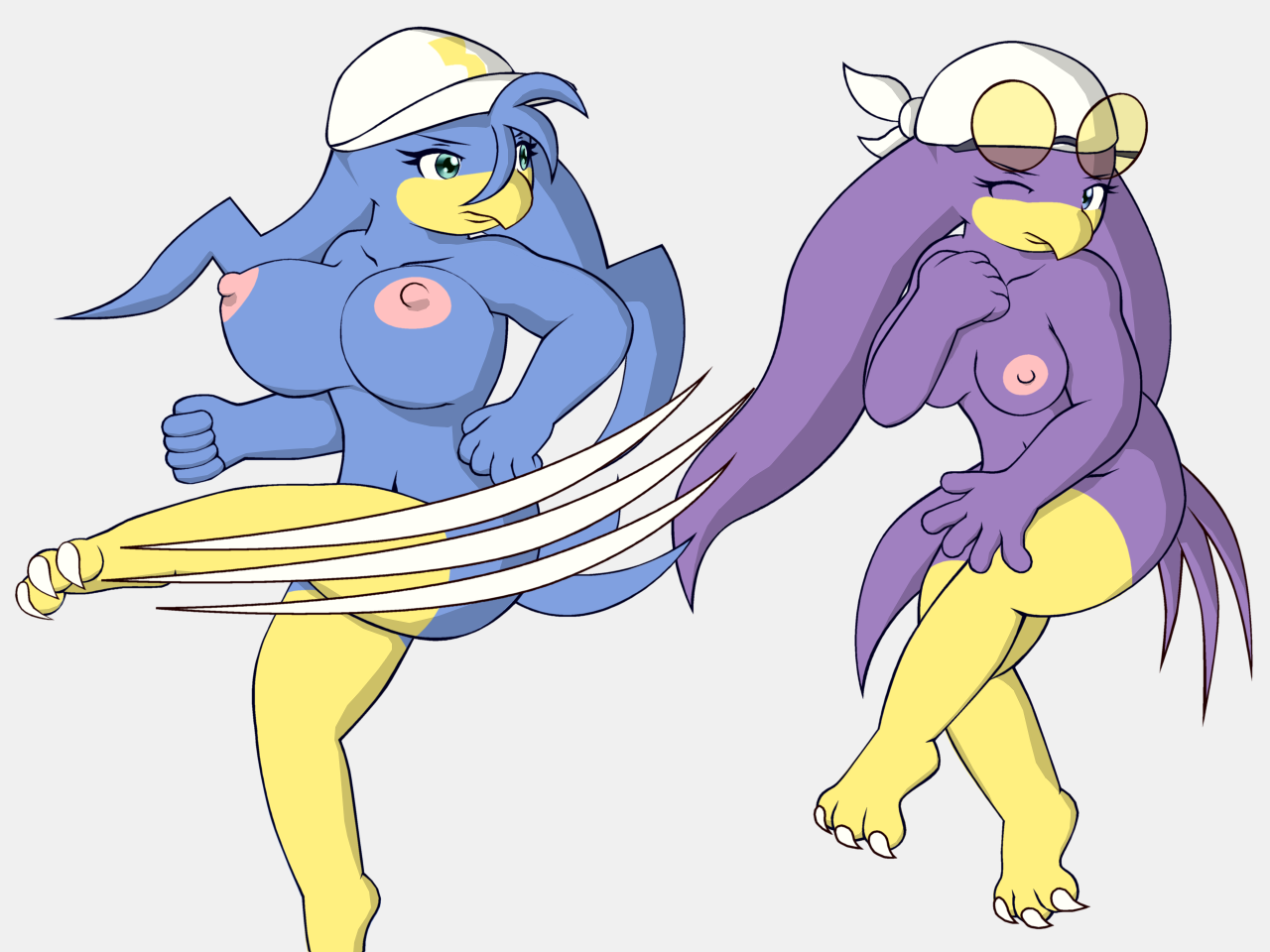 sonic wave swallow riders the Pacifica and dipper have sex