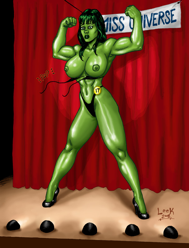 she-hulk and spiderman How to cum in own mouth
