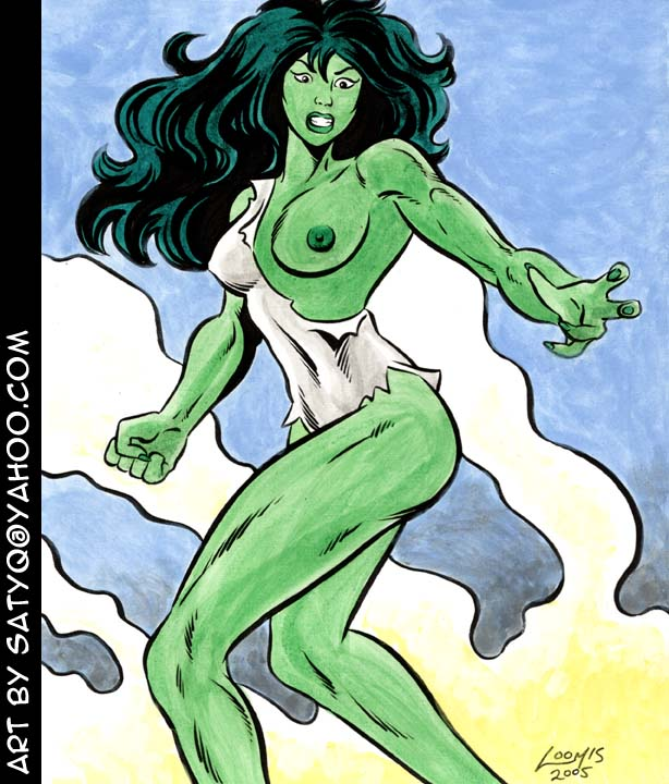 and spiderman she-hulk Rules of the internet