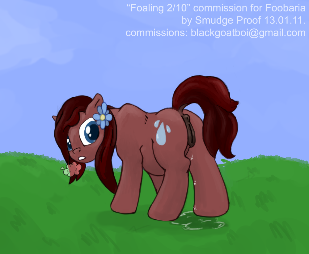 my little giving birth pony How to get yunobo out of the vault