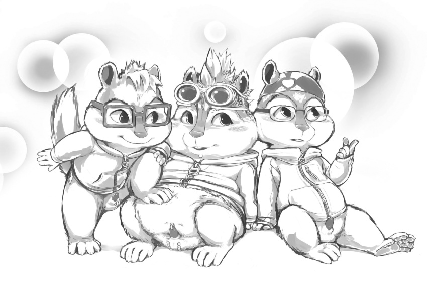 the best head chipmunks getting alvin whos and the My babysitter is a vampire porn
