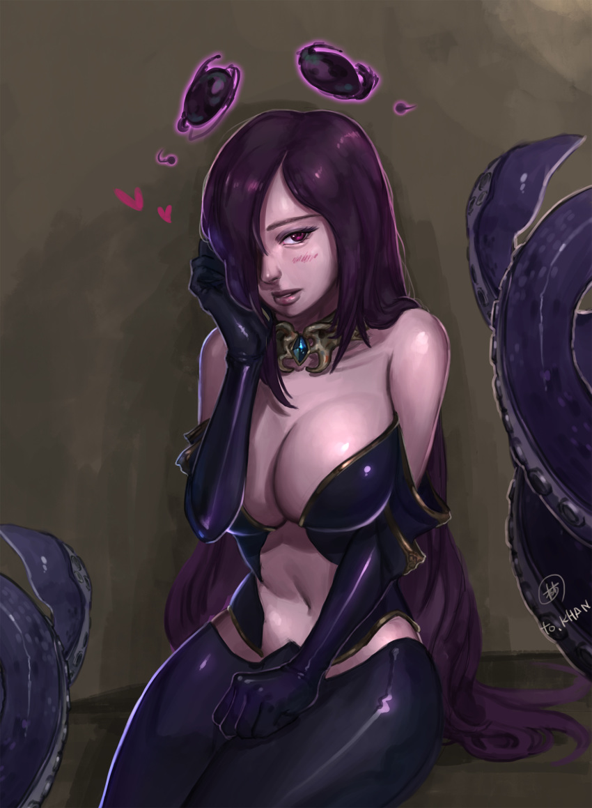online monster daily life girl with Elana - champion of lust