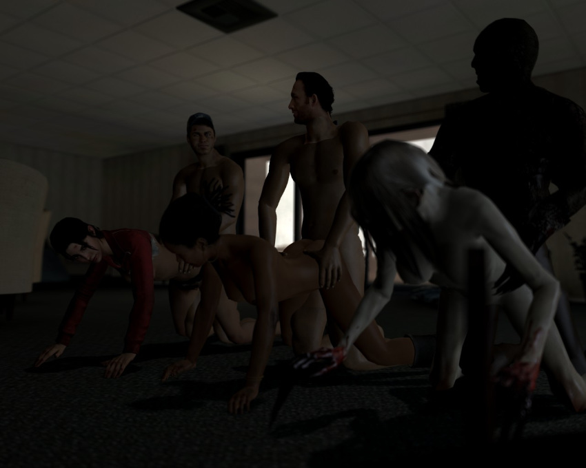 mod 4 dead left nude 2 Fallout nv daughters of ares