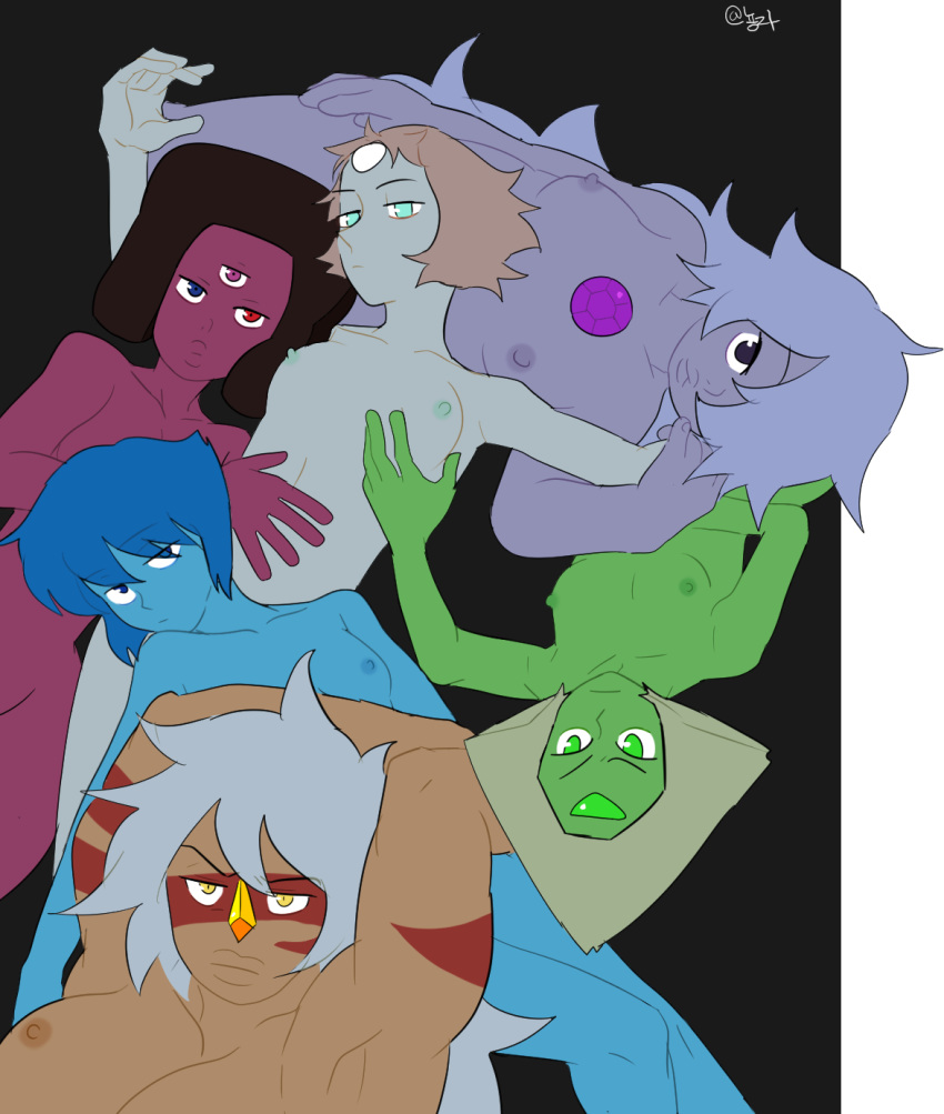 universe of from pictures peridot steven Komori san can t decline