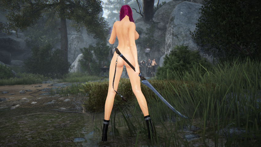 desert black patch online nude Made in abyss corpse weeper